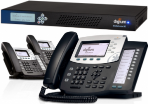 NFR Switchvox AA80 + SIP Phones Digium - OPcom
