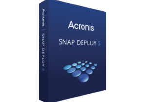 Acronis Snap Deploy 5 - Acronis