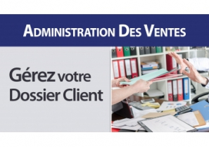 Administration des ventes - MACH Scanners & Solutions