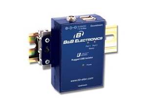 ISOLATEURS USB DURCIS - - BNS France Distribution