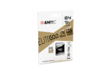 Carte Micro SD UHS-I U1 Elite Gold