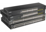 Série DGS-1250 - Switches administrables Gigabit Smart avec liaisons montantes 10G